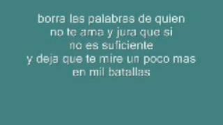 bellisimo asi lyrics (letras)