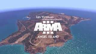 Arma 3 Terrain |   Les Vétérans : Angel Island
