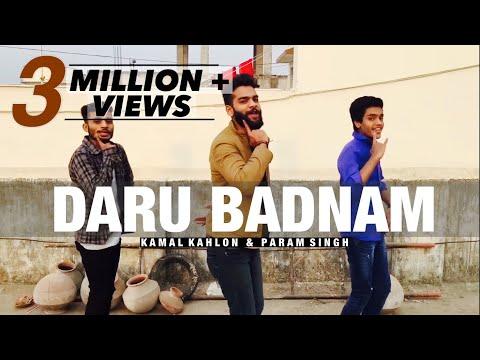 Xxx Mp4 Daru Badnam Dance Video Kamal Kahlon Param Singh Harsh Bhagchandani Choreography 3gp Sex