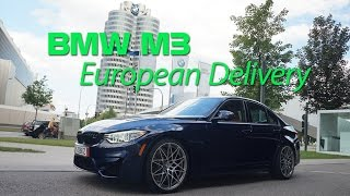 Individual BMW M3 Competition Package European Delivery - Chapter 2