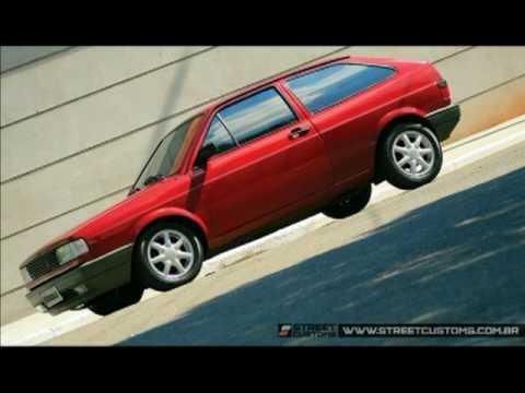 Gol Quadrado Turbo Força do motor Mercedes Benz