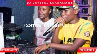 DOHTY FAMILY POSITIVE ENERGY  REGGAE MIX VOLUME 6 DJ CRYSTAL  KADAMAWE ROOTS  (RH EXCLUSIVE)