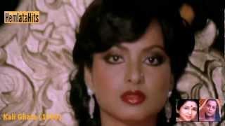 Mohabbat Ek Wada Hai - Hemlata & Asha Bhosle - Kali Ghata (1980) HD