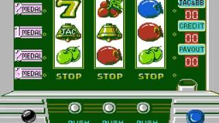 AV Pachi Slot Japan Unl Nes Gameplay video Snapshot