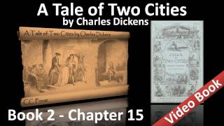 Book 02 - Chapter 15 - A Tale of Two Cities by Charles Dickens - Knitting