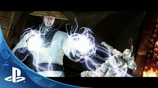 Mortal Kombat X - Official Launch Trailer | PS4, PS3