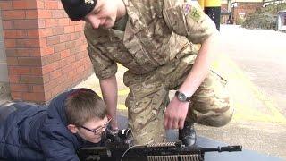 75 Engineer Regiment's March 2015 Open day