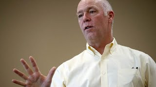 Republican Candidate Body Slams Reporter Day Before Election