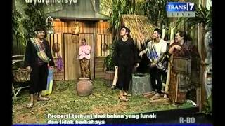 OVJ : Eps. Hantu Jamu Gendong - 14 Maret 2013