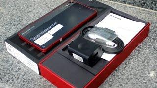Lenovo Vibe Shot Unboxing & First impression - فتح صندوق هاتف لينوفو فايب شوت