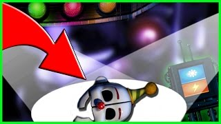 FNAF Sister Location FINAL TEASER? ENNARD'S SECRET - Five Nights at Freddy's Sister Location Theory