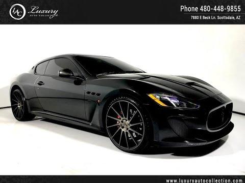 2015 Maserati GranTurismo MC Stradale LACScottsdale