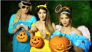 Disney Princess Halloween Party