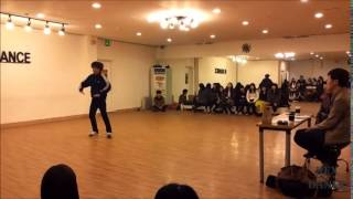 Audition process at JYP