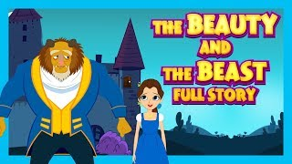 The Beauty and The Beast - Full Story (English) || Full Movie (HD) - Animated