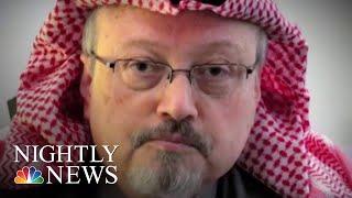 Saudi Arabia Journalist Jamal Khashoggi Mystery Deepens | NBC Nightly News