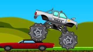 Monster Truck | Stunts | Videos For Kids | Children