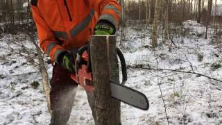 Amazing Chainsaw Hack