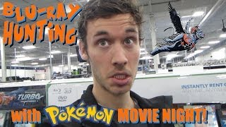 Blu-ray Hunting: Flying Monkeys Everywhere (w/Pokémon Movie Night)