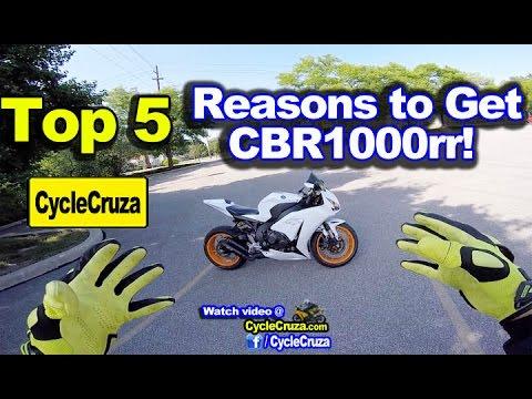 Top 5 Reasons Honda CBR1000rr is STILL GREAT! | MotoVlog