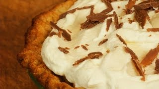 How to Make a Fresh Chocolate Cream Pie