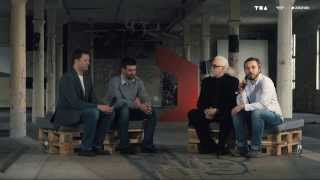 #TOA15 Interview with Noel Sharkey, Ludovic Righetti, Timo Talaas and Max Hoppenstedt