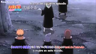 avances Naruto Shippuden 346 sub español