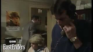 First ever EastEnders episode - Reg Cox is murdered - BBC