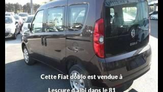Fiat doblo occasion visible à Lescure d albi présentée par Sn diffusion