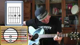 Brown Eyed Girl - Van Morrison - Guitar Lesson