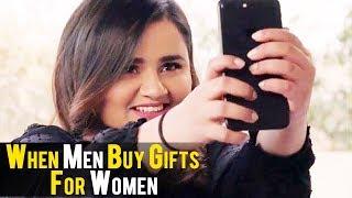 When Men Buy Gifts For Women   Faiza Saleem