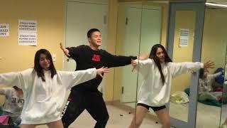 Ronnie Alonte Hayaan Mo Sila dance cover