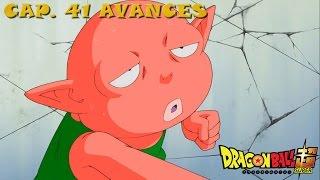 Dragon Ball Super: Avance Cap.  N° 41 [Sub. Español] [HD]