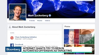 Internet Giants Rein in Automated Offensive Ad Targeting
