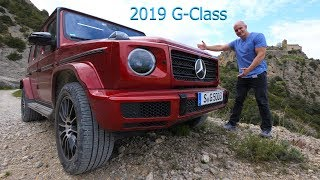 LUXURY OFF ROAD - How much can this Mercedes handle?