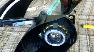 Cara Pasang Projie Pada Headlamp | Projector Lamp Installation on Suzuki Ertiga