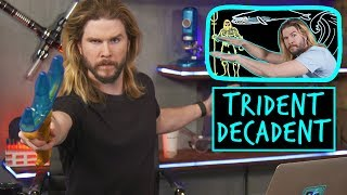 Trident vs Decadent | Because Science Footnotes