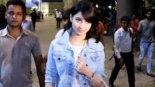 Tamanna Bhatia Spotted At Mumbai Airport
