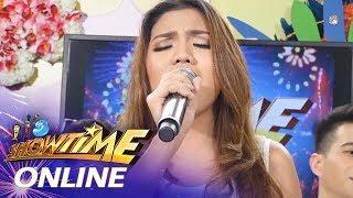 """It's Showtime Online: Remy Luntayao performs """"Kunin Mo Na Ang Lahat Sa Akin"""""""