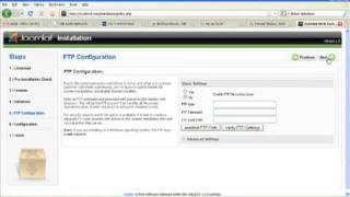 (Part 2) How to install Joomla 1.5 and point a GoDaddy domain to a 1&1 hosting account