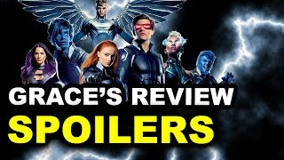 X-Men Apocalypse SPOILERS Movie Review