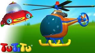 TuTiTu Toys | Helicopter