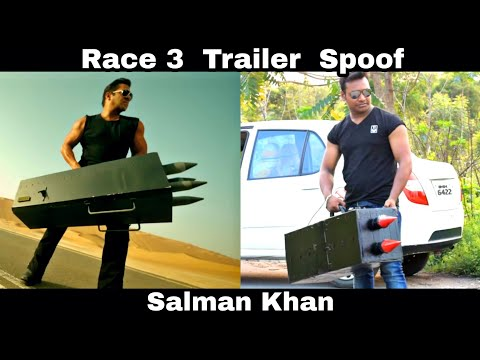 Xxx Mp4 Race 3 Trailer Spoof Salman Khan OYE TV 3gp Sex