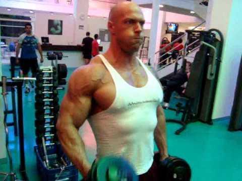 Costas e Bíceps Carlão Dodo