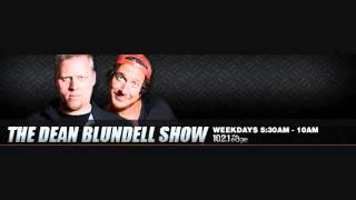 THE BEST OF OPEN PHONES 102 1 The Edge DEAN BLUNDELL SHOW