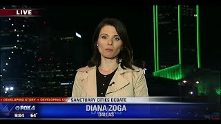 "Texas Senate passes bill outlawing ""Sanctuary Cities"""
