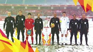 AFC U23 China 2018 Referees Activity Report