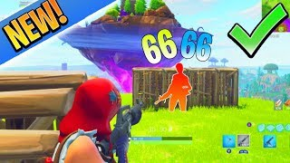 How to Have AIMBOT Aim Fortnite Tips and Tricks! How to Aim Better in Fortnite Ps4/Xbox Tips!