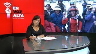 En Voz Alta con RMP 23/05/19   Entrevista Patricia Zárate y Freddy Linares
