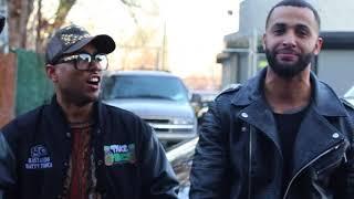 "Behind the Scenes Keyzz - ""Means Nothing"" Video Shoot Dir By Benji Filmz Ft. Love & Hip Hop James R"